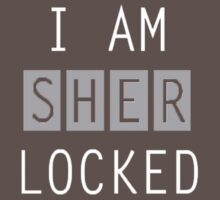 I Am Sherlocked by CelestialCow