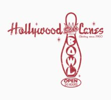 Hollywood Star Lanes by superiorgraphix