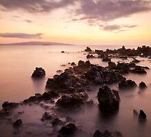 Makena Sunset by Zach Pezzillo