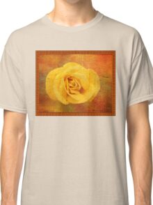 Painted 0n the Dance Hall Floor Classic T-Shirt