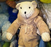 Bill Bear just out the shower by EdsMum