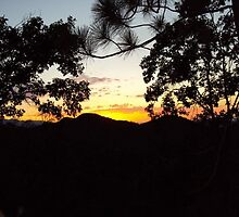 Sunset In The San Bernardino Mountains-1 by Bearie23