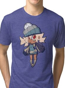 Chibi Gals 8 Tri-blend T-Shirt