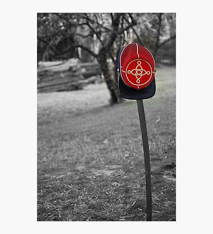 Fallen Soldier Photographic Print