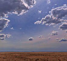 Clouds above the Wellington Plains by pablosvista2