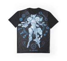 PROJECT M - Blue Print Edition Graphic T-Shirt