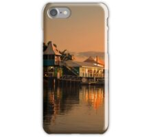 Carlo Point Sunset. Queensland, Australia. iPhone Case/Skin