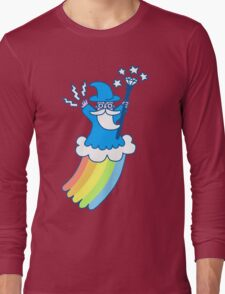 Rainbow Wizard Long Sleeve T-Shirt