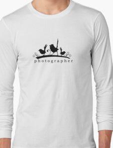 Photographer Long Sleeve T-Shirt