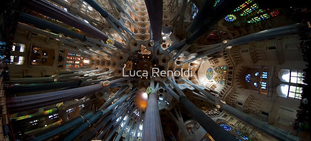 Sagrada Familia - Barcelona by Luca Renoldi