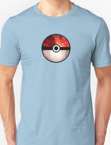 Galaxy Pokeball T-Shirt