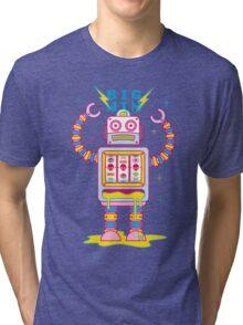 Vegasbot 7000 Tri-blend T-Shirt