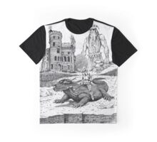 Dragon Rider Graphic T-Shirt