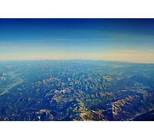 Wild Alps Photographic Print