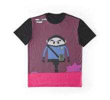 Pogo Spock Graphic T-Shirt