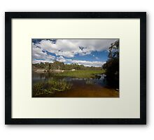 Dunn's Swamp ~ Wollemi National Park I Framed Print