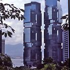 Hong Kong, Paul Rudolph. Dramatic Architecture.  by johnrf