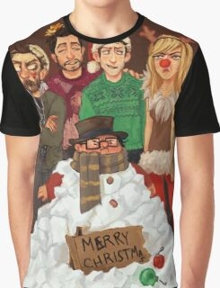 awkward family photos Graphic T-Shirt