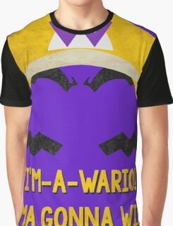 I'm-a-Wario! Graphic T-Shirt