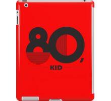 The 80s kid iPad Case/Skin