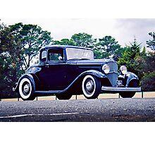 1932 Ford 5 Window Photographic Print