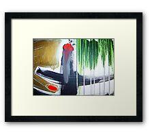 erection collection 4 Framed Print