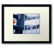 erection collection 8 Framed Print