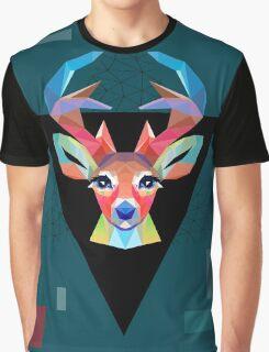 deer Graphic T-Shirt