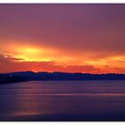 Tay Bridge Sunset by markw123