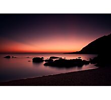 """""""Morning Bliss"""" Photographic Print"""
