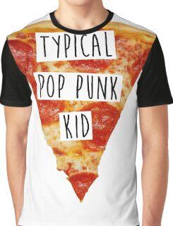 Typical Pop Punk Kid Graphic T-Shirt