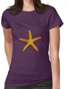 Starfish Weatherboard Womens Fitted T-Shirt