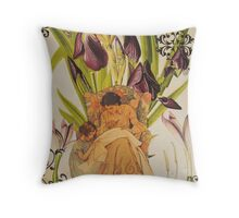 Iridadea Throw Pillow