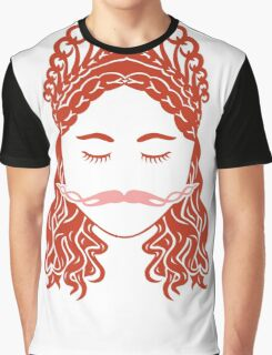 Lady Dwarf: Halldora Graphic T-Shirt