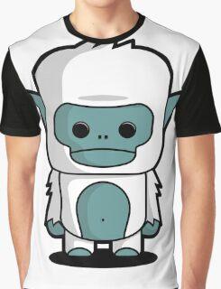 Little Yeti Graphic T-Shirt
