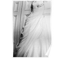The Hanging Wedding Dress Poster