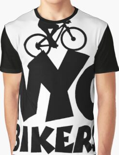 NYC Bikers Graphic T-Shirt