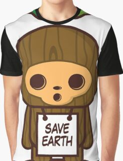 Grimmi (Save Earth) Graphic T-Shirt
