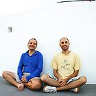 Sadeva & Wari  by Wari Om  Yoga Photography