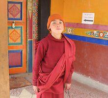 Monk Boy by MihrimahGhaziya