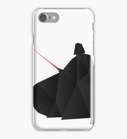 Star Wars:Darth Vader Origami   iPhone Case/Skin