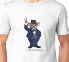 Sir Winston Churchmouse Unisex T-Shirt