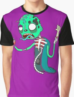 Carnihell #6 green saw man Graphic T-Shirt