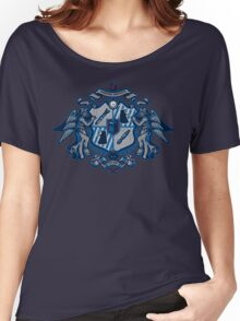 Whovian Institute Women's Relaxed Fit T-Shirt