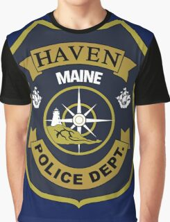 Haven Police Department Graphic T-Shirt