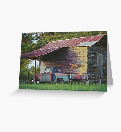 Farm | Semi-Retired Greeting Card