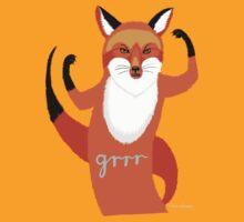 A fox's revenge by Sonia Kretschmar