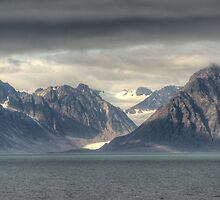Dark Sky over Norway by Stephen Frost