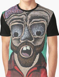 Zombie Lumberjack Graphic T-Shirt