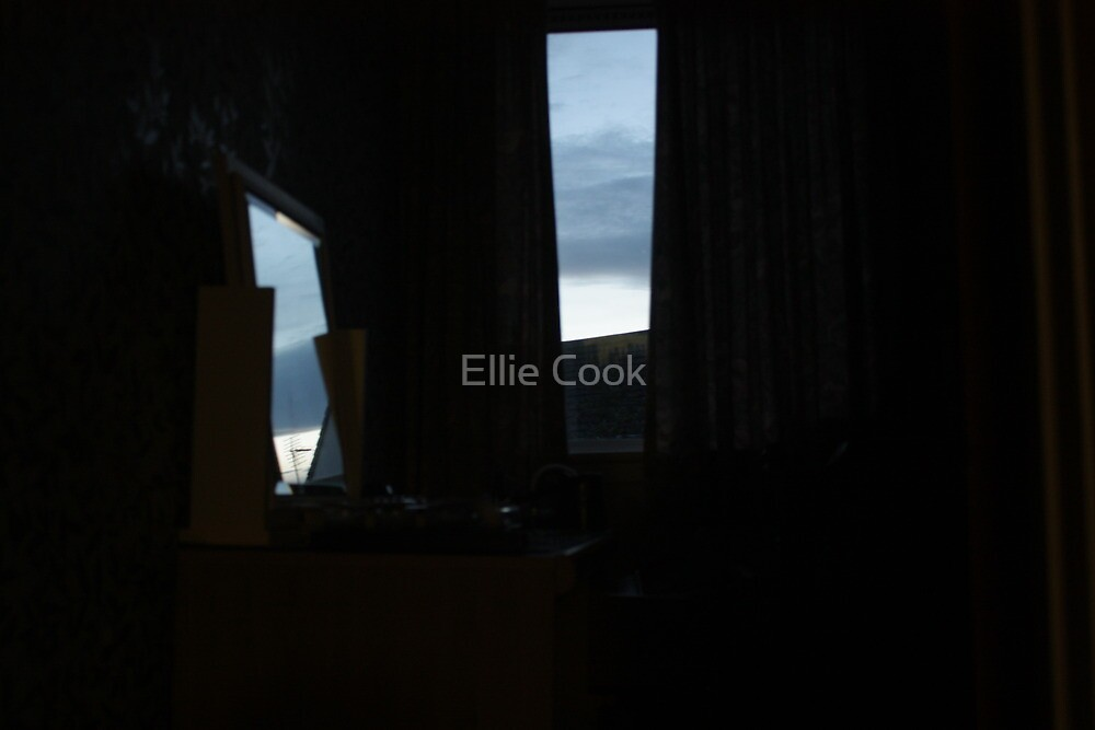 light in the dark by Ellie Cook